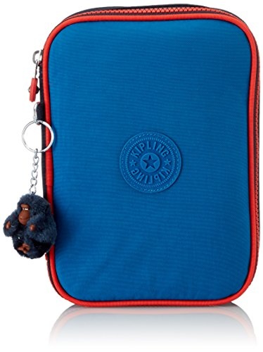 Kipling 100 PENS Estuches, 21 cm, 1.5 Liters, (Cool Star Boy)