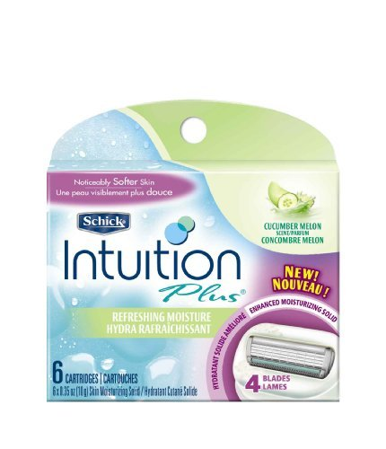 schick-intuition-plus-refill-cartridges-in-cucumber-melon-refreshing-moisture-6-count-4-blades-by-sc