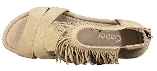 Gabor42845-40 - Pantofole Donna Beige (Silk)