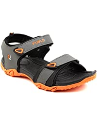 FUEL Men's Latest Summer Fashion Velcro Closure Sports Sandal's For Boys