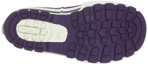 Viking Jolly Summer 1-13150-6 Unisex-Kinder Gummistiefel Violett (lila 6)