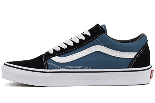 Vans U Old Skool Vd3Hy28 - Baskets Mode Mixte Adulte Navy
