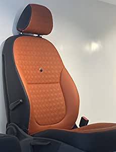 FRONTLINE 3D Car Seat Cover For New Maruti Baleno