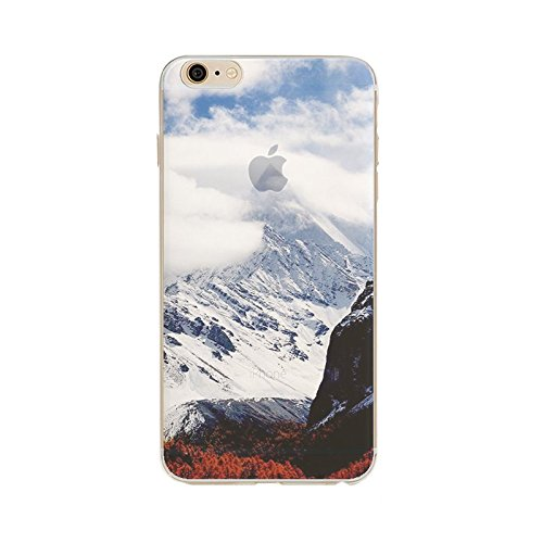 Iphone 5 iPhone 5S Silicone Case Cover, Scratch-resistant Ultra Slim TPU Case Cover Soft Protective Transparent Cover JMEI-H
