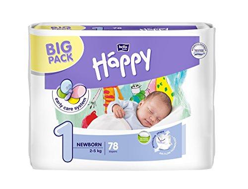 Bella Baby Happy Windeln groß 1