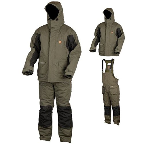 Combo Chaqueta Y Peto Hombre PROLOGIC Null HIGHGRADE Thermo Suit - Green, XL