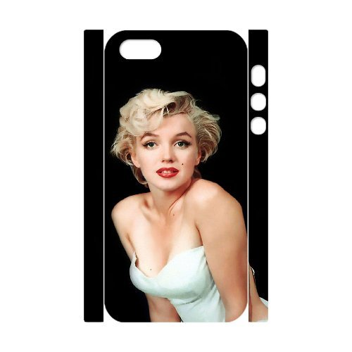 LP-LG Phone Case Of Marilyn Monroe For iPhone 5,5S [Pattern-6] Pattern-5