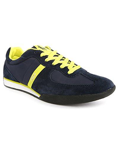 Ralph Lauren, Sneaker uomo Blu (Azul)