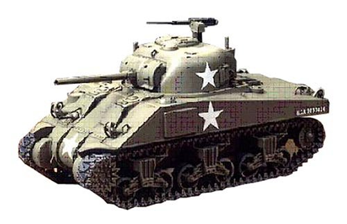 TAMIYA 300032505 - 1:48 WWII US Militär Panzer M4 Sherman Frühe Produktion (Us-militär-tank)