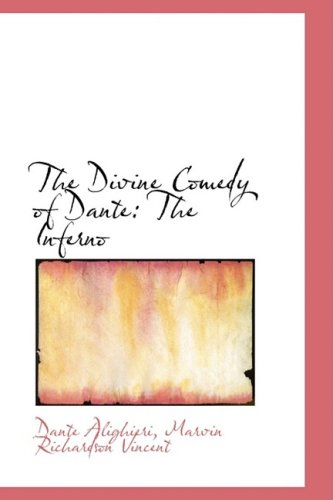 The Divine Comedy of Dante: The Inferno
