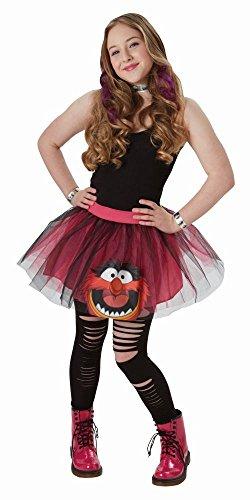 Rubie's Muppets Kostüm Animal Tutu Armband Halsband Karneval Fasching Gr.S (Animal Muppets Kostüm Kostüm)