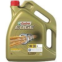 Castrol 15669E EDGE Motoröl, Titanium, FST 5W-30 LL, 5L
