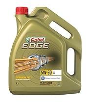 Castrol 57420 EDGE Motoröl Titanium FST 5W-30 LL, 5L  Von Castrol