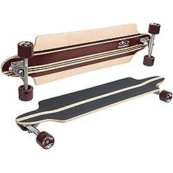 Hudora Longboard Longboard Big Rock - Longboard, Talla Standard