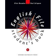 English file. Student's book. Per le Scuole superiori: 1
