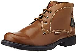 Provogue Mens Tan Boots - 8 UK