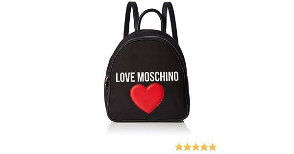 PEEBLE PU Love Moschino Sac /Ã/ dos pour femme article JC4331PP07KV BORSA CANVAS