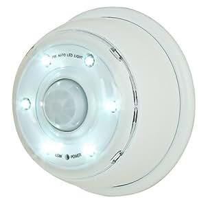 Lampe 6 led capteur de mouvement a detecteur infrarouge cuisine maison - Lampe infrarouge cuisine ...