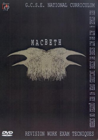 Macbeth - G.C.S.E. Video Revision Notes - Act By Act / Scene By Scene [UK Import]