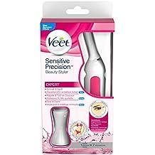 Veet Sensitive Precision Expert - Beauty Styler, Präzisions-Trimmer für Gesicht und Körper