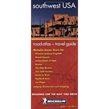Michelin Road Atlas & Travel Guide : Southwest USA (Michelin Regional Atlas & Travel Guide Southwest USA)