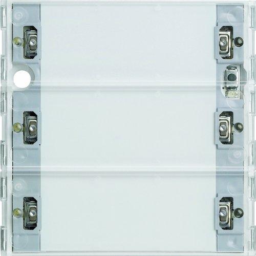 Preisvergleich Produktbild Gira 513300 KNX Tastsensor 3 Komfort 3-fach System 55