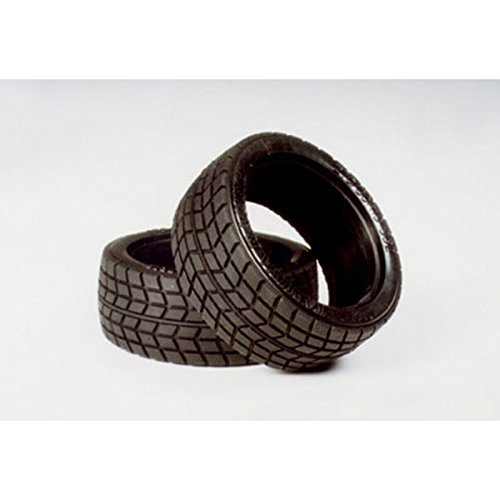 Tamiya racing radial tire set: 127 (japan import)