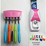 Skycandle Toothpaste Dispenser With Toot...