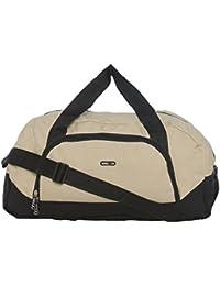 BagsRUs HoldAll 49 Liter Beige Duffel Gym Tote Travel Hand Bag (DF109GBE)