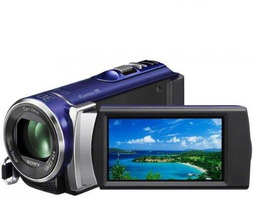 HD-Camcorder HDR-CX200 - Blau