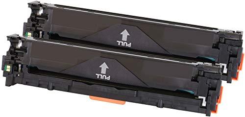 128a Laser Toner Cartridge - TONER EXPERTE® 2 Schwarz Toner kompatibel