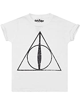 Harry Potter Deathly Hallows Symbol, Camiseta para Niños