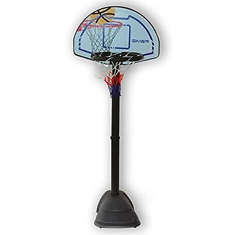 GIMER 10 541 Juego Baloncesto Unisex Ni os Multicolor 90 135 cm