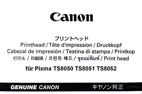 Original Canon Druckkopf für Pixma TS8050 TS8051 TS8052 -