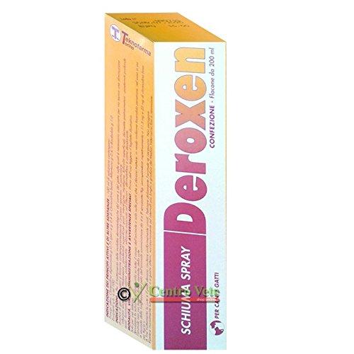 deroxen-schiuma-spray-200-ml-cura-le-malattie-dermatologiche-del-cane-e-del-gatto