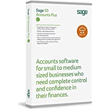 Sage 50 Accounts Plus (PC)