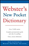 Webster's New Pocket Dictionary - Office Depot Edition