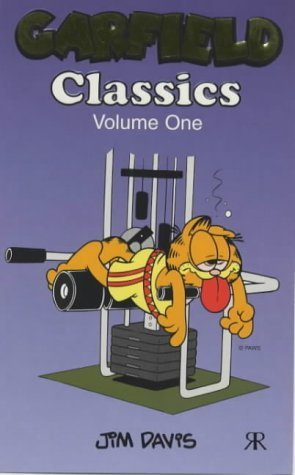 Garfield Classics: v.1: Vol 1 (Garfield Classic Collection) by Jim Davis (1998-10-29)