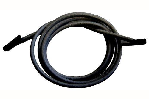 Lafuma Gummischnur-Set mit Endkappen für RSX/RSXA, 4 Schnüre, schwarz