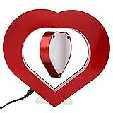 Garosa Amour Cœur Rouge Magnétique Lévitation Cadre de Photo Anti La gravité...