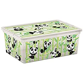 Unbekannt KIS 84080-2230,C Box Cute Animals S - Panda