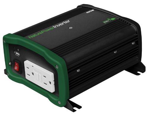 Nature Power 38304reiner Sinus Inverter, 400Watt (Xantrex-portable - Power)