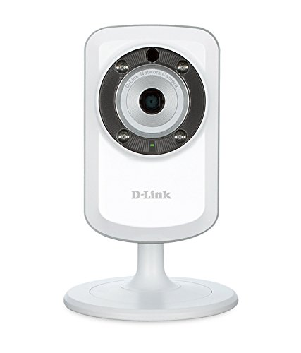 D-Link DCS-933L Wireless N IR Home Network Camera H264 (Day + Night Vision) + Range Extender  available at amazon for Rs.3519