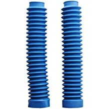 Suzuki DR6501987–95Arrugas fuelles (Azul)