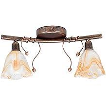 suchergebnis auf amazon.de für: rustikale lampen - Wohnzimmer Lampen Rustikal