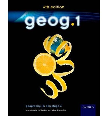 [(Geog.1 Student Book)] [ By (author) Rosemarie Gallagher, By (author) Richard Parish ] [February, 2014]