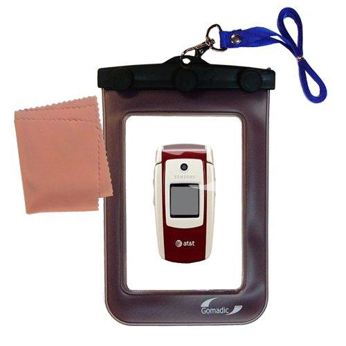 Wetter- und Wasserfeste Tasche für die Samsung SGH-A127