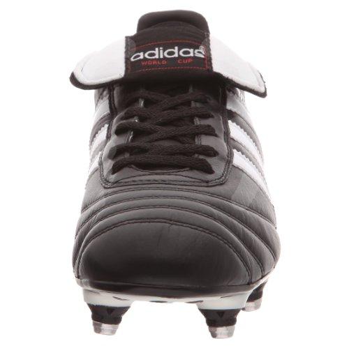 Adidas - World Cup - Chaussures de football - Mixte Adulte Noir (Black/Running White Footwear)