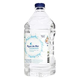 ACQUA DI MARE OZONIZZATO. 2 litro acqua bottiglia Mare con ozono. Drink sana e indispensabile per la cottura (aumenta…