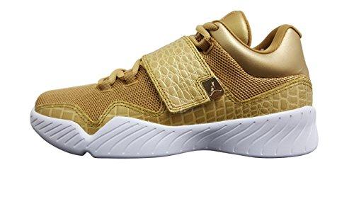 Nike  854557-700, espadrilles de basket-ball homme Gris - Gris